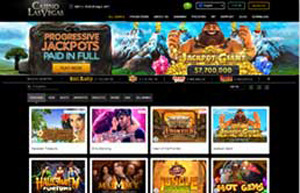 Casino Las Vegas website