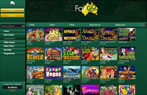 Fair Go Casino website