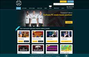 Grosvenor Casino website