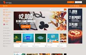 Ignition Casino website