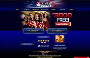 Las Vegas USA Casino website